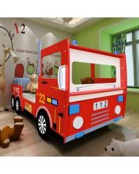 Dječji krevet VATROGASNI KAMION 200 x 90 cm