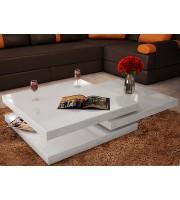 Dizajnerski stol za dnevni boravak i sl - CRNI I BIJELI