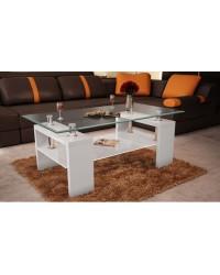 Klubski stol za dnevni boravak (CRNI I BIJELI)