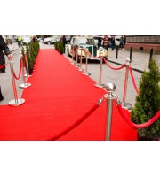 CRVENI TEPIH - RED CARPET  5-10-15-20 m