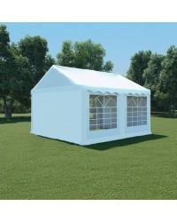 ŠATOR profesionalni - PARTY ŠATOR 4 × 4 m, PVC-a gustoće 500 g/m²